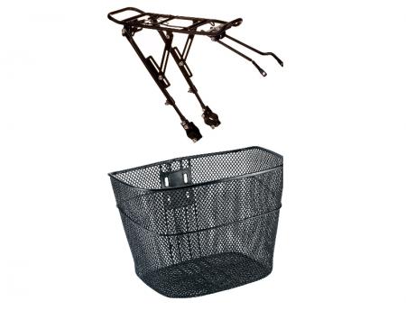 Багажници и кошници за велосипед