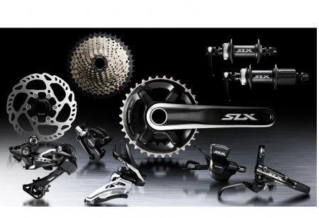 Велосипедни компоненти