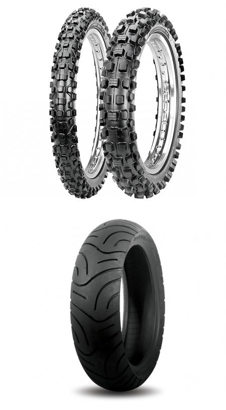 Мотоциклетни гуми